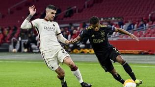 Ajax-Roma: le foto dalla Crujff Arena