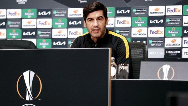 "Fonseca: ""Vittoria importante. Troppebugie sulla nostra squadra"""