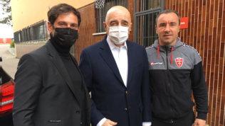 """Galliani: """"Ho pensato al Monza anche quando rischiavo la vita. Vogliamo la Serie A"""""""