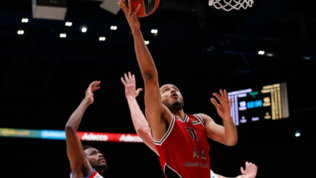 Milano travolge l'Efes nell'ultima di regular season: ai playoff da quarta