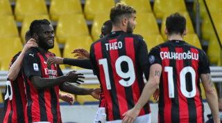 Il rosso a Ibra non piega il Milan, Pioli consolidail secondo posto