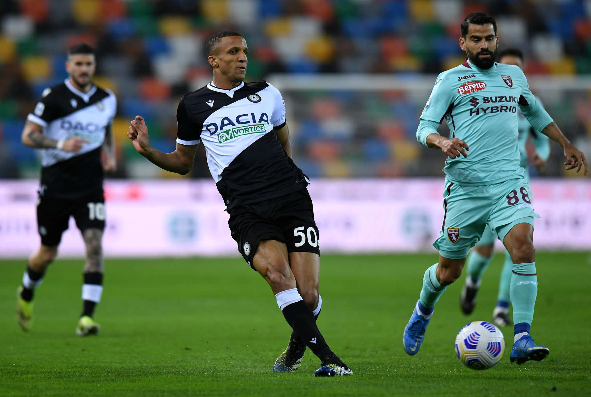 Udinese-Torino 0-1, le migliori immagini della partita<br /><br />
