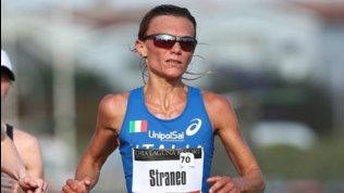 Valeria Straneo in cerca della terza Olimpiade