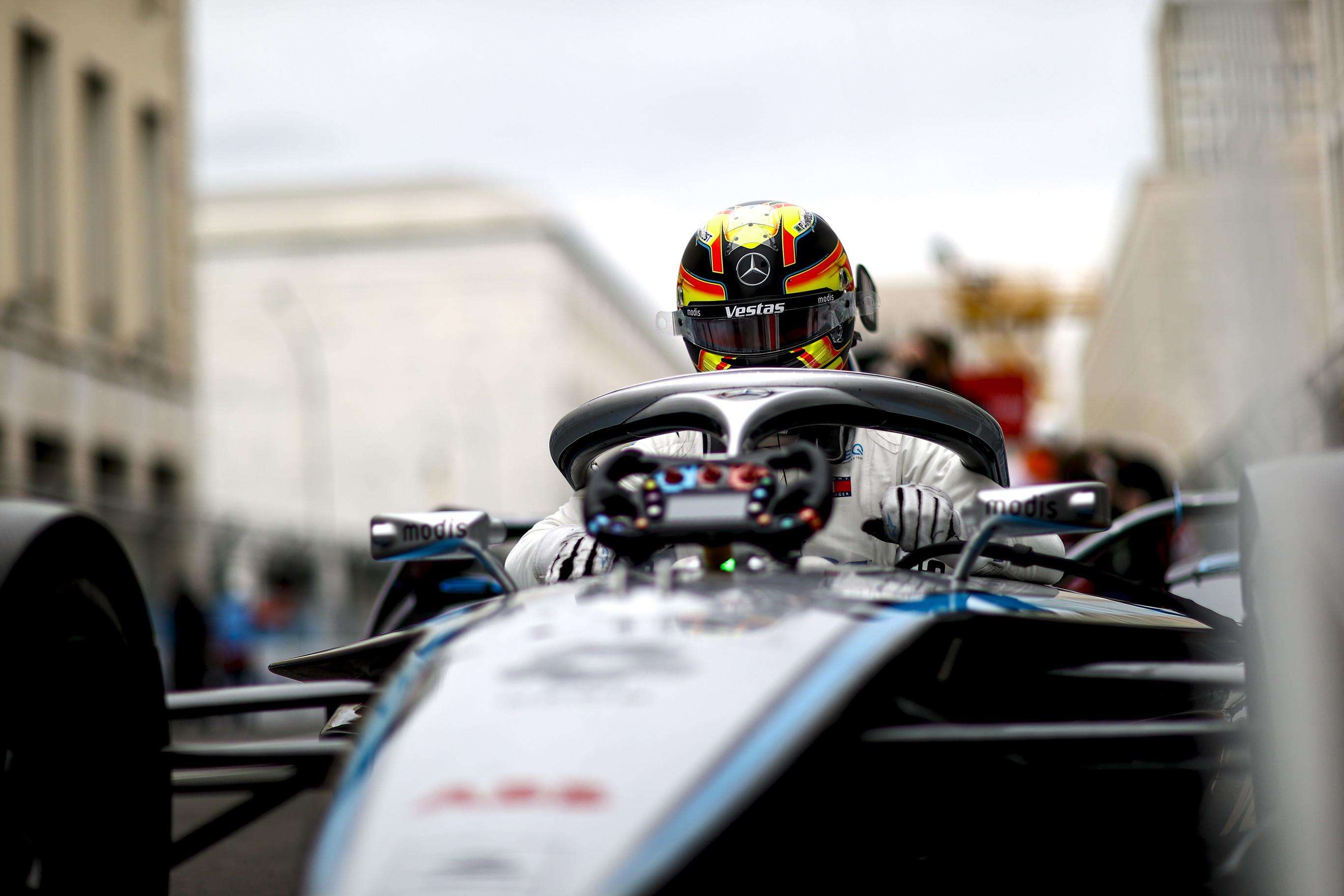 Stoffel Vandoorne vince gara-2 dell&#39;E-Prix di Roma davanti a Sims e Wehrlein.<br /><br />