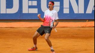 Sonego, che doppietta! Trionfa in finale a Cagliari ed entra nella Top 30