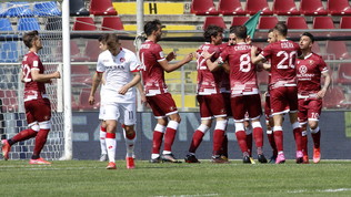 Il Venezia vince 3-0 ed è quarto, la Reggina stende il Vicenza