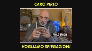 """Paolo Brosio: """"La Juve vince, ma non convince"""""""