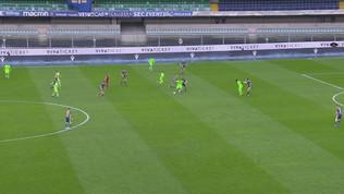 Verona-Lazio 0-1: gli highlights
