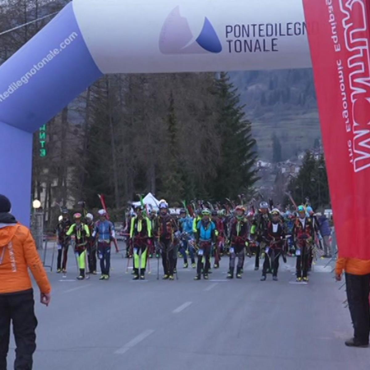 Adamello Ski Raid a Herrmann-Bon Mardion