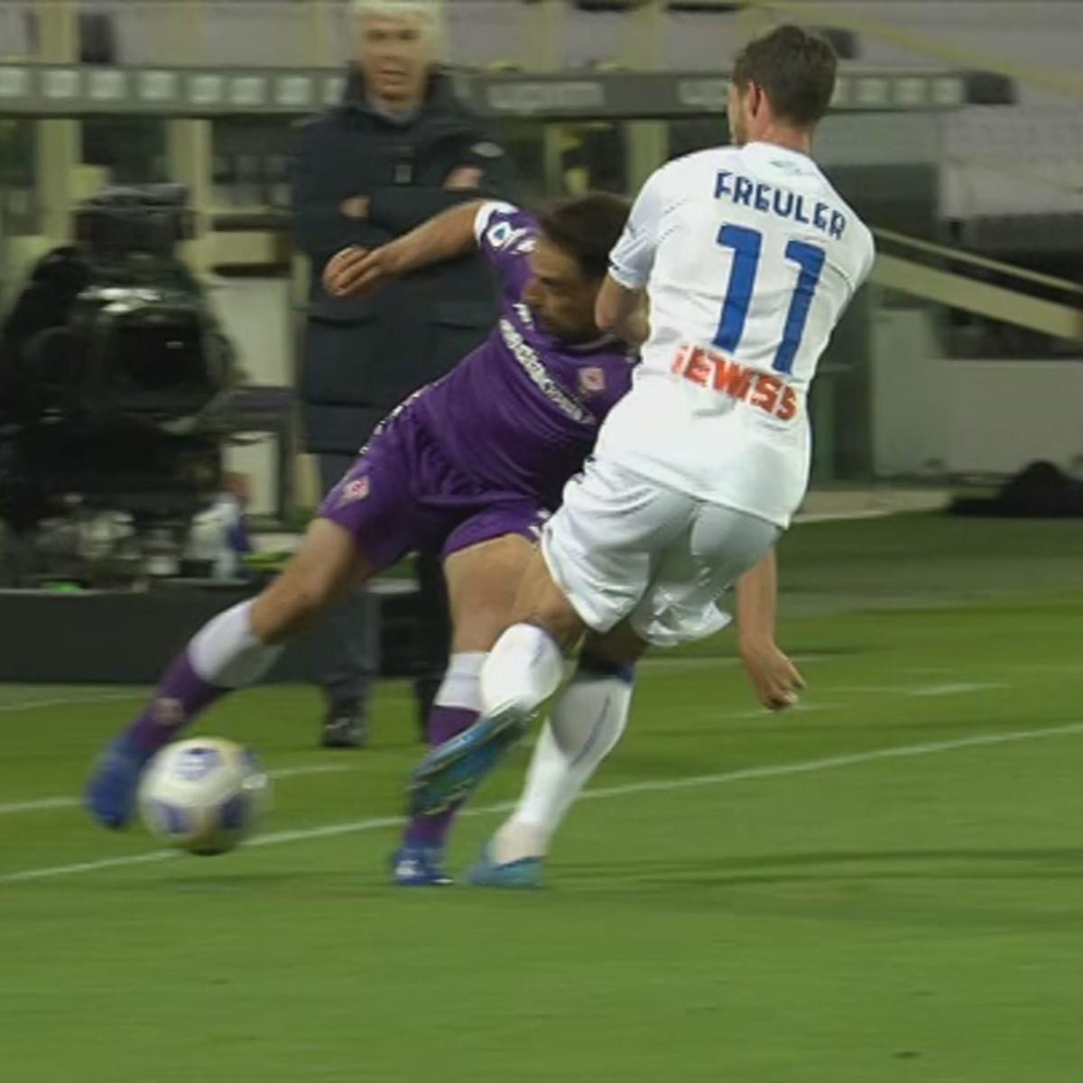 Serie A, Fiorentina-Atalanta 2-3: gli highlights
