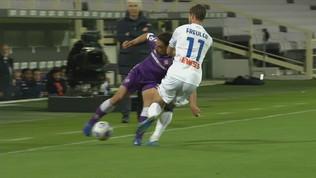 Fiorentina-Atalanta 2-3: gli highlights