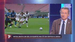 """Ciccio Valenti: """"Non dormo perchè l'Inter gioca male"""""""