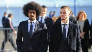 Festa clandestina, il Leicester esclude Maddison,Choudhury e Perez