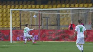 Benevento-Sassuolo 0-1: gli highlights