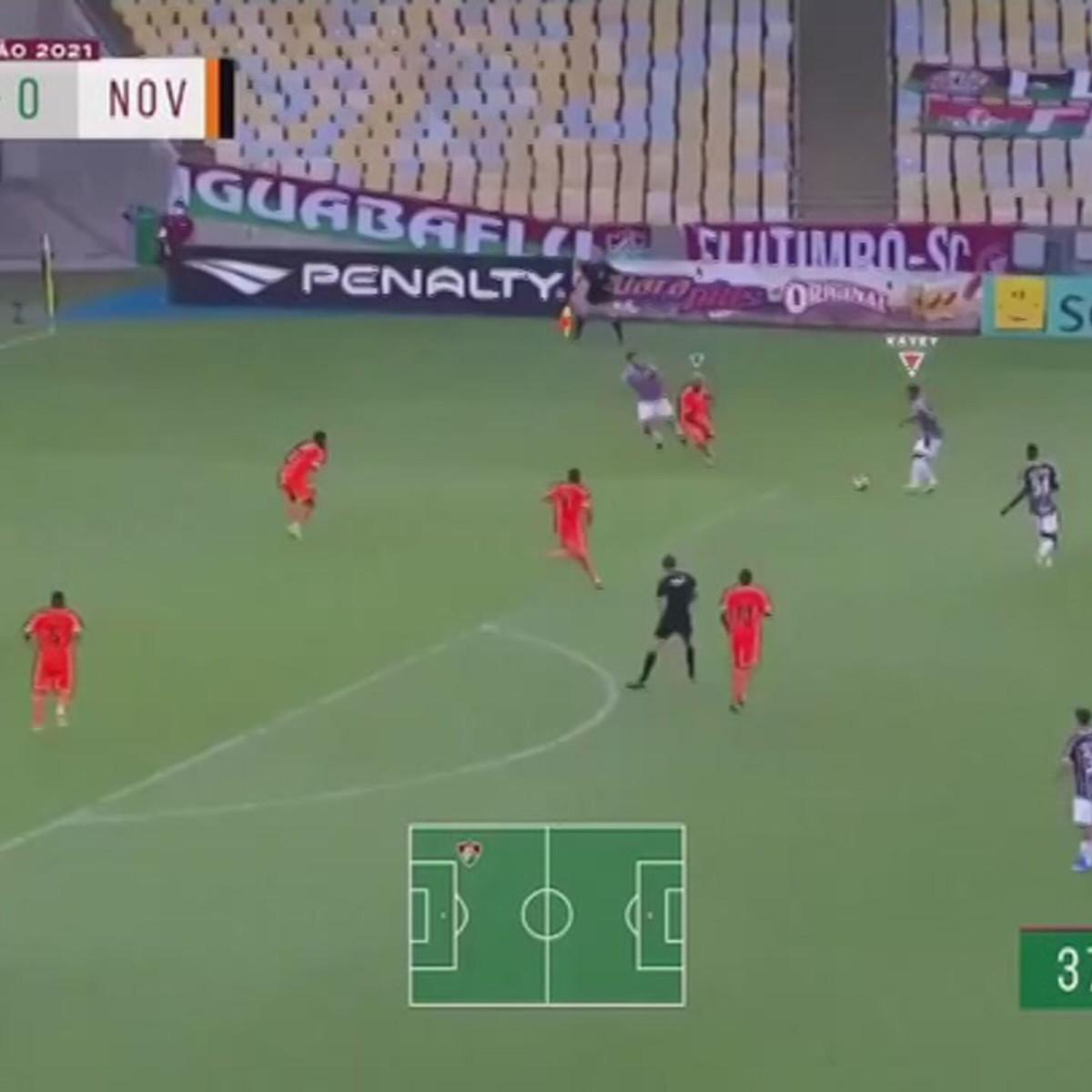 Kayky show, ne salta 4 in area di rigore va in gol