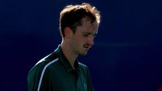 Medvedev positivo al Covid-19, saltaMonte-Carlo