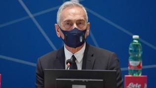 """Gravina: """"L'Italia non può perdere Euro 2020, sono ottimista"""""""