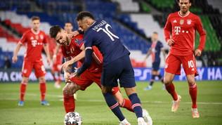 Al Bayern la battaglia-show di Parigi, ma in semifinale va il Psg