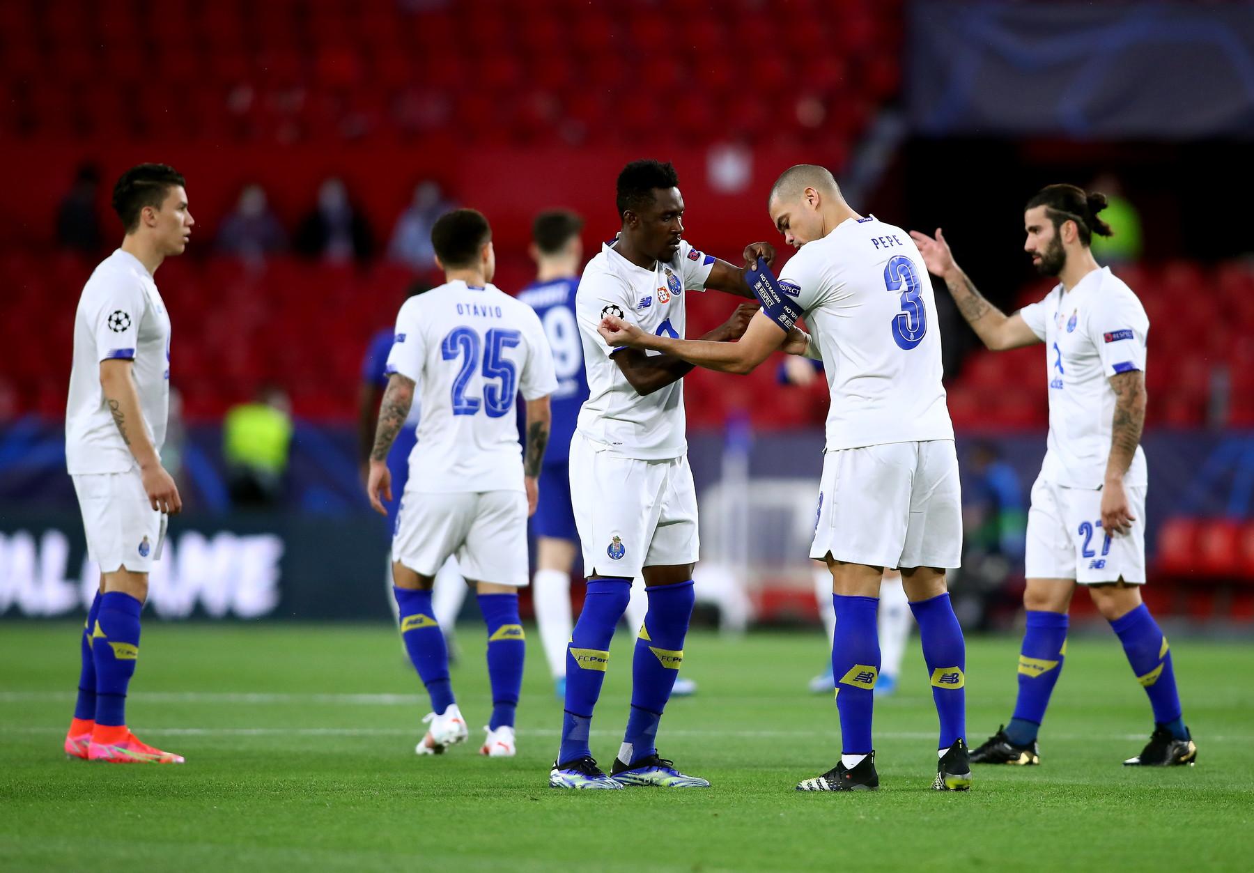 I portoghesi si impongono 1-0 ma in semifinale vanno i Blues dopo il 2-0 dell&#39;andata<br /><br />