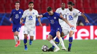 Chelsea, sconfitta indolore contro il Porto: è semifinale!