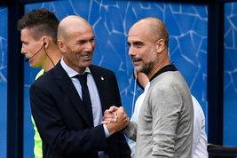 Zidanevicino alla quarta semifinale, Guardiola vuole la prima con il City