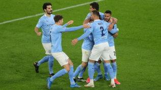 Mahrez e Foden spengono il sogno del Dortmund: City avanti in rimonta