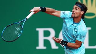 Fognini regola Krajinovic e vola ai quarti dell'ATP Montecarlo