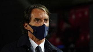 """Mancini: """"Pubblico all'Europeo? Spero che il Paese riapra prima"""""""