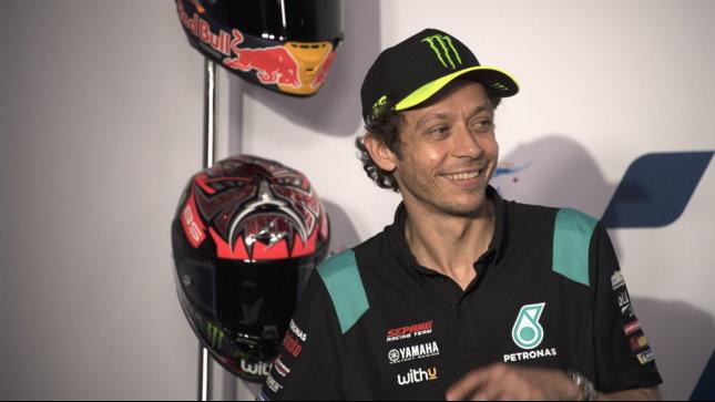 """Rossi: """"Portimao pista unica, fare di tutto per essere competitivi"""""""
