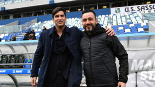 Fonseca verso lo Spartak Mosca, lo Shakhtar vuole De Zerbi