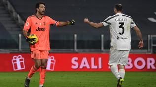 """Chiellini in scadenza: """"Io e Buffon mai un problema per la Juve"""""""