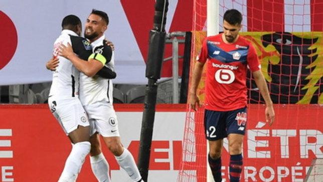 Il Lille sbatte sul Montpellier, il Psg può andare a -1