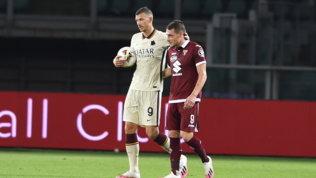 Dzeko, la Roma punta alla rescissione. Poi sfida al Milan per Belotti