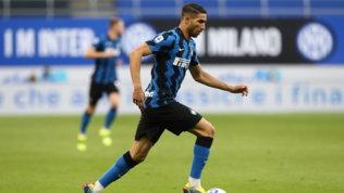 """Hakimi corre verso lo scudetto: """"L'Inter il mio futuro, spero di restare a lungo"""""""