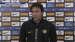 L'Inter a Napoli, Conte vede lo scudetto