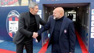 Crotone-Udinese, le foto del match