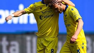 Sampdoria-Verona: le foto del match