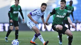 Sassuolo-Fiorentina, le immagini del match