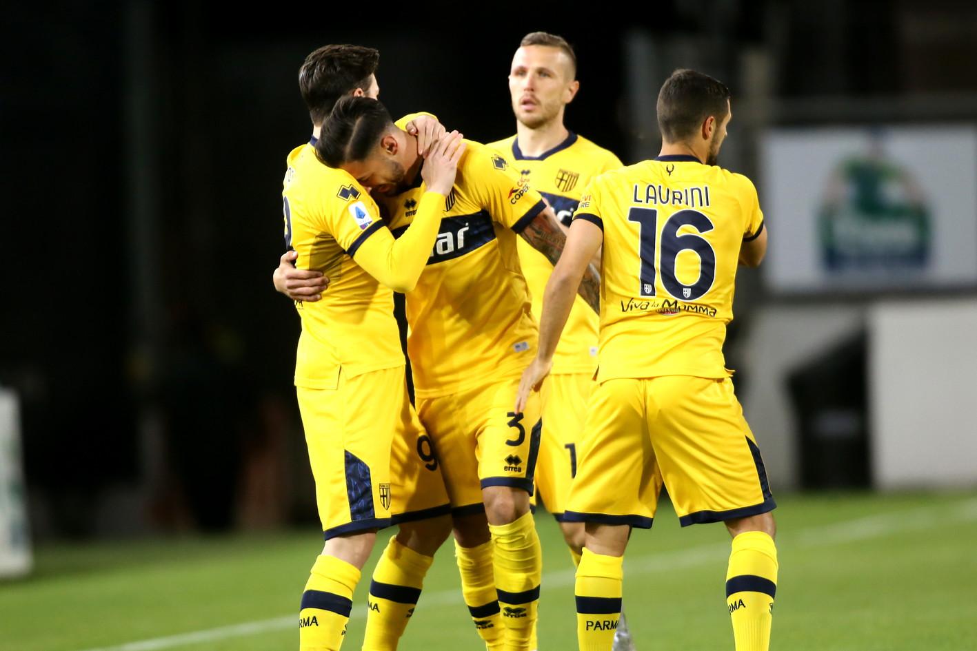 Le migliori foto di Cagliari-Parma 4-3<br /><br />