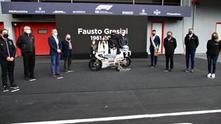 F1 e Motomondiale in silenzio per Gresini