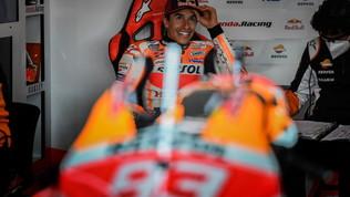 """Marquez: """"Sono ancora un pilota, che emozione"""""""