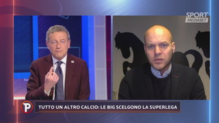 """La Superlega ammazza i campionati"""