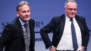 """Bayern-Dortmundin coro: """"Contrari a Super League, ma riformare Champions"""""""