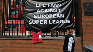 "Tifosi contro la Super League: ""Liverpool e Arsenal sono morti"""