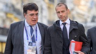 """Ceferin, appello ai club ribelli: """"Siete in tempo per cambiare idea"""""""