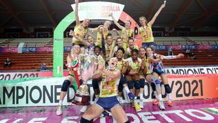 Serie A1, Conegliano batte Novara ed è campione d'Italia: 4º scudetto per le venete