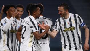 La Juve risponde sul campo e si rialza: Alex Sandro schianta il Parma