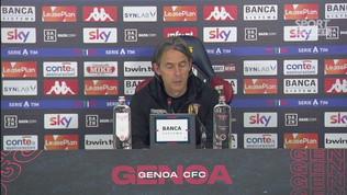 """Inzaghi: """"Peccato non aver vinto"""""""