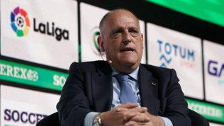 """La Liga: """"Niente sanzioni ai ribelli, già colpiti dal disprezzo di tutti"""""""