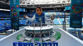 Euro 2020: Siviglia e San Pietroburgo nuove sedi al posto di Dublino e Bilbao